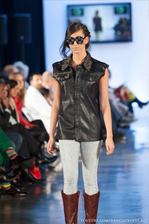 Eco Fashion Week 2013 Day 3 with WAR PAINT and others 012
