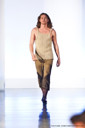 Eco Fashion Week Day 3 Sally Omeme Fashion Collection April 23 2