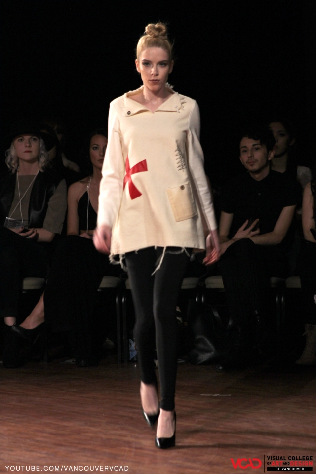 VCAD ONwards Fashion Show 2013 – Forget Me Not Yellow Jacket b