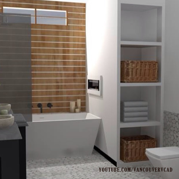 Life at VCAD on Instagram by _cutupangels - Bathroom Design