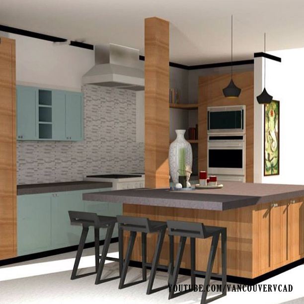 Life at VCAD on Instagram by _cutupangels - Kitchen Design